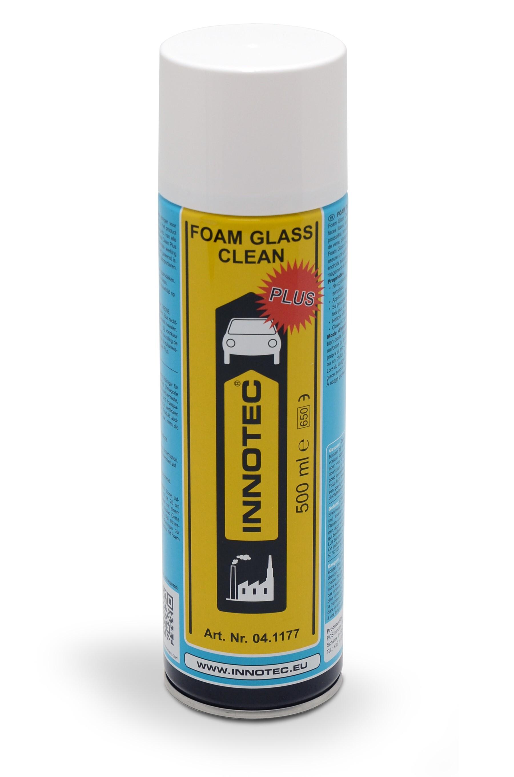 1375 Foam Glass Clean Plus