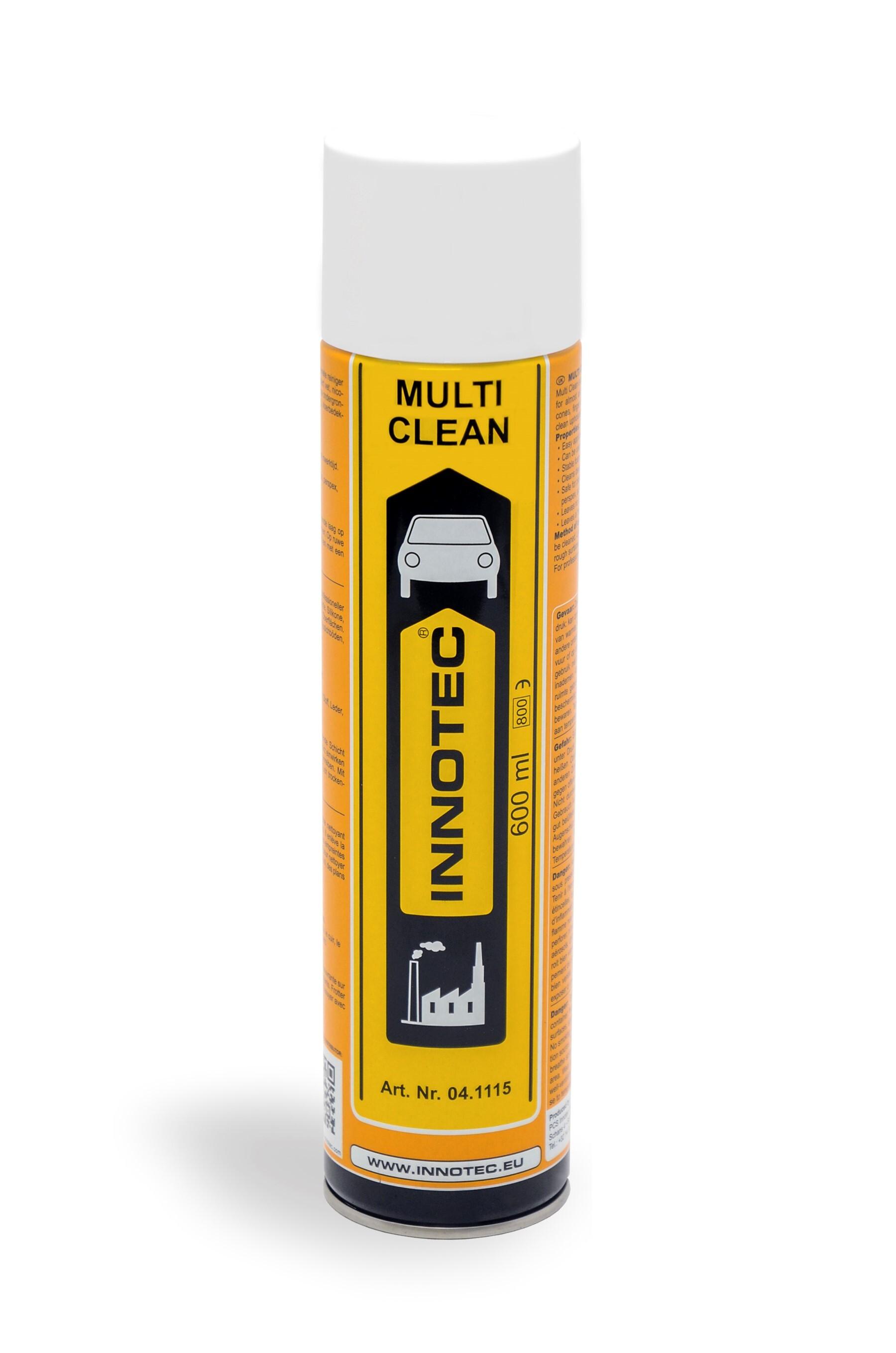 1252 Multi Clean 600 ml Vesie C