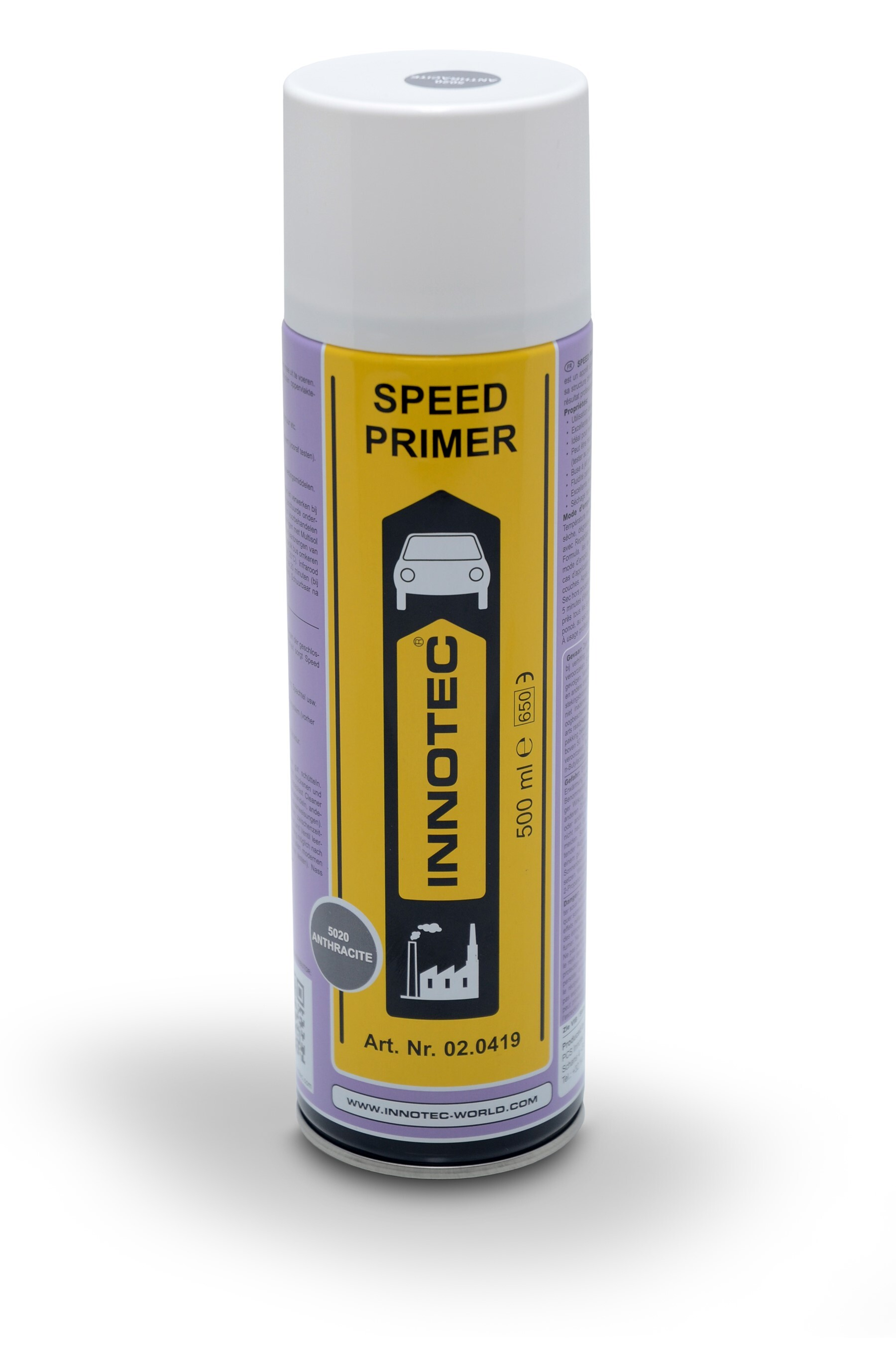 1146 Speed Primer Antraciet